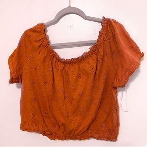 AE Short Sleeve Bubble T-Shirt